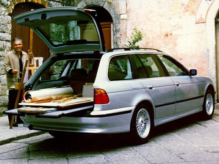 BMW E39 5 Series Touring Pre LCI 528i Sport Wagon