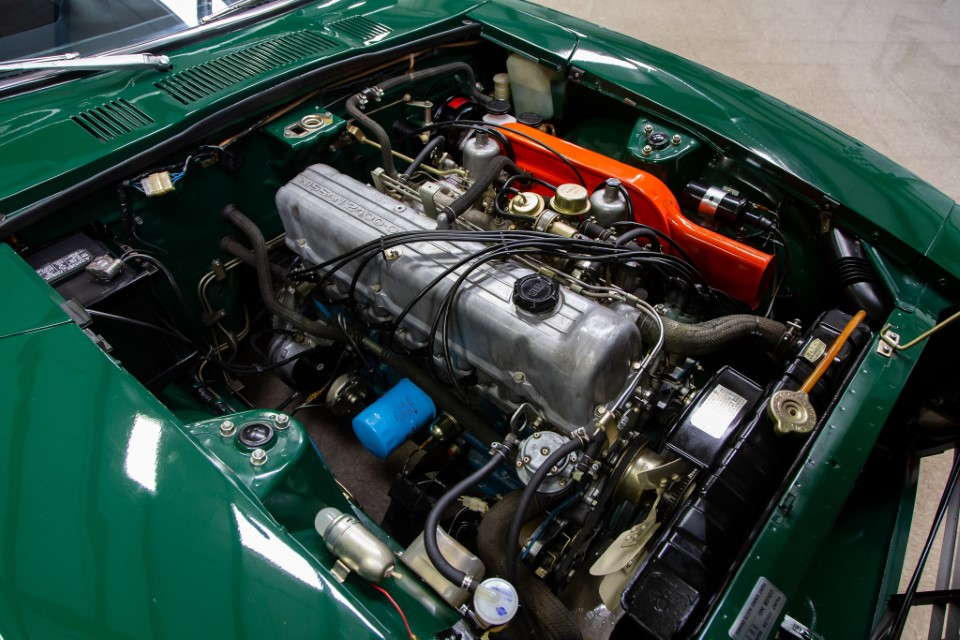 21,000-mile 1971 Datsun 240Z