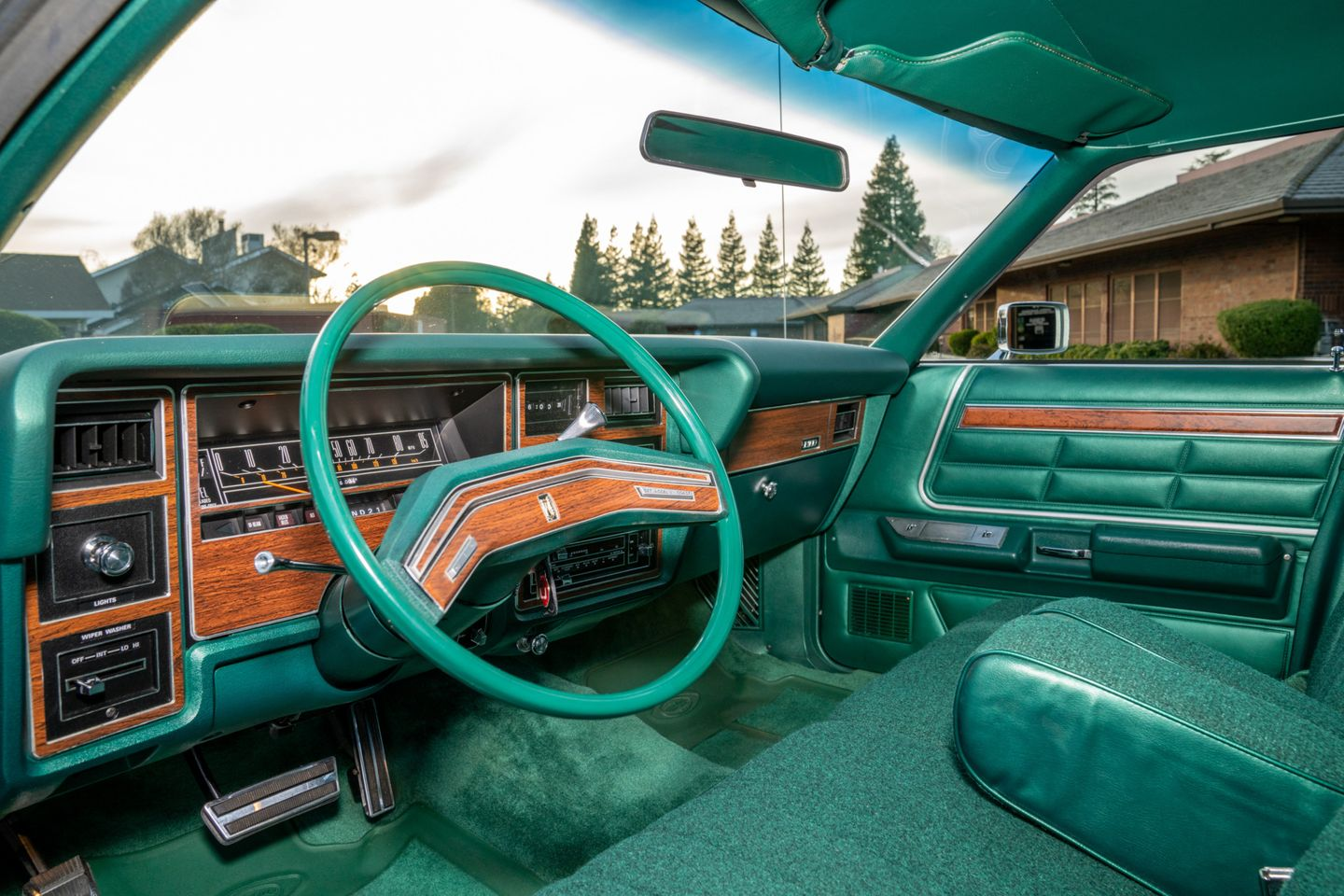 5k-Mile 1978 Ford LTD Country Squire