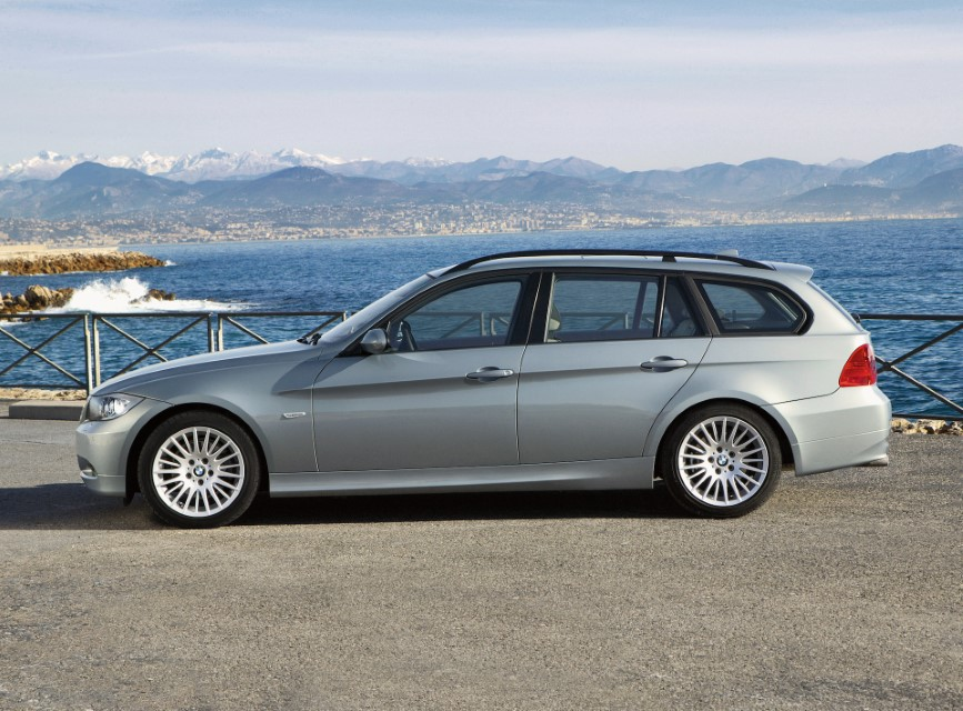 BMW E91 3 Series Touring Sport Wagon