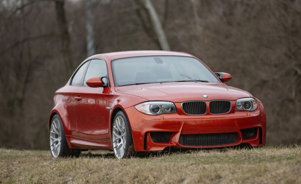 2011 BMW 1 Series M Coupe 1M