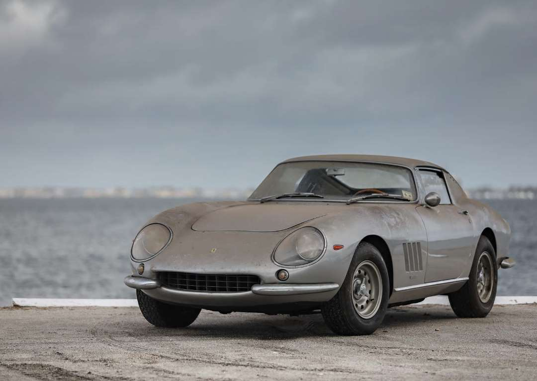 1966 Ferrari 275 GTB Long Nose Alloy