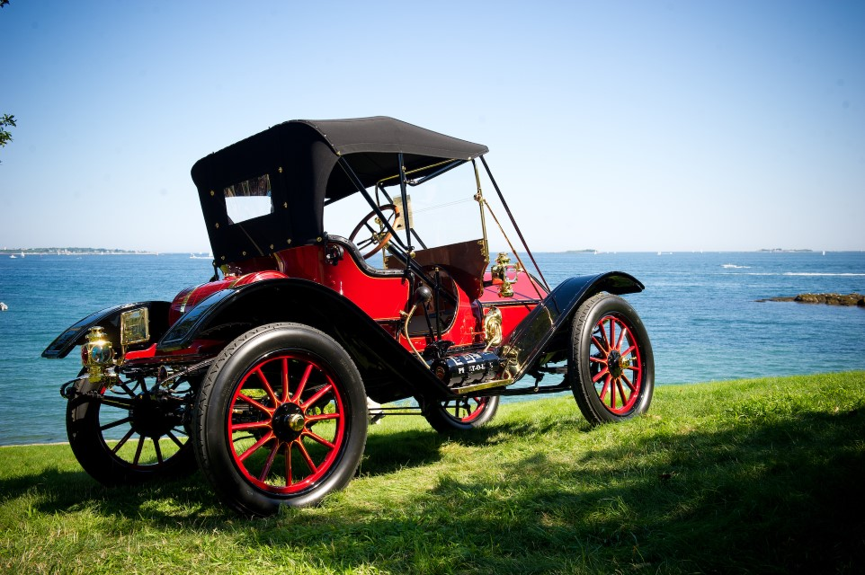 Oakland at Misselwood Concours d'Elegance Belgianpaddy