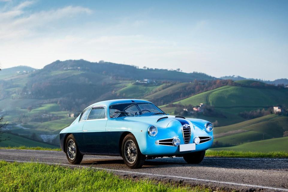 1955 Alfa Romeo 1900C SZ Zagato