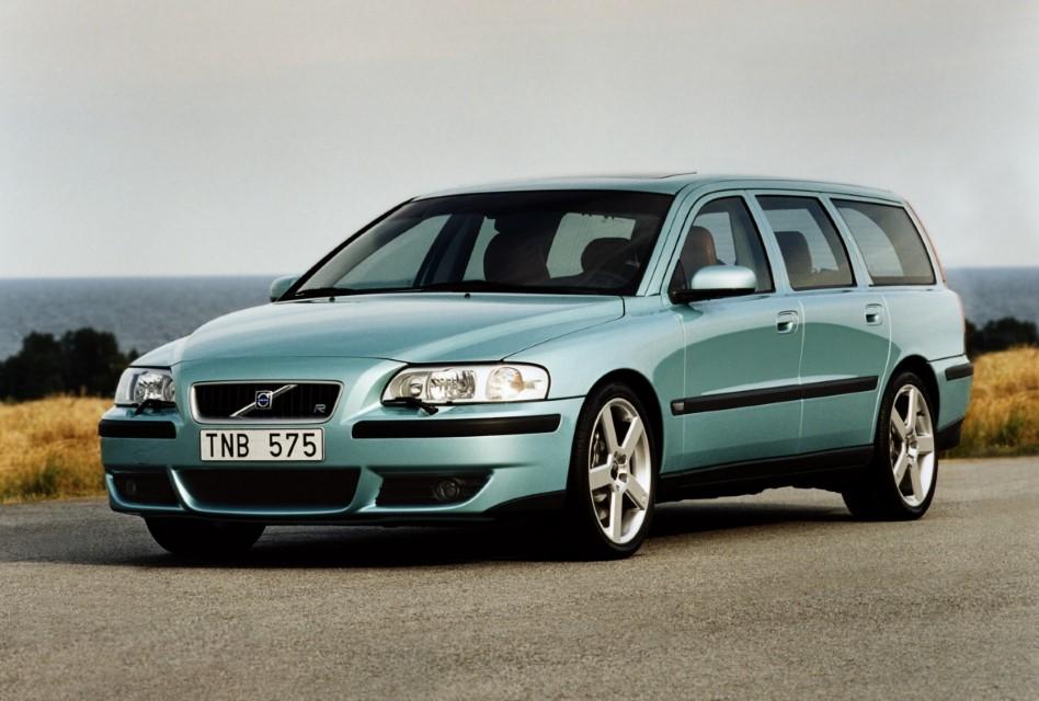2004–2007 Volvo V70R