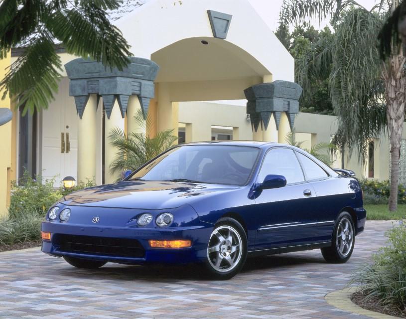 Acura Integra GSR