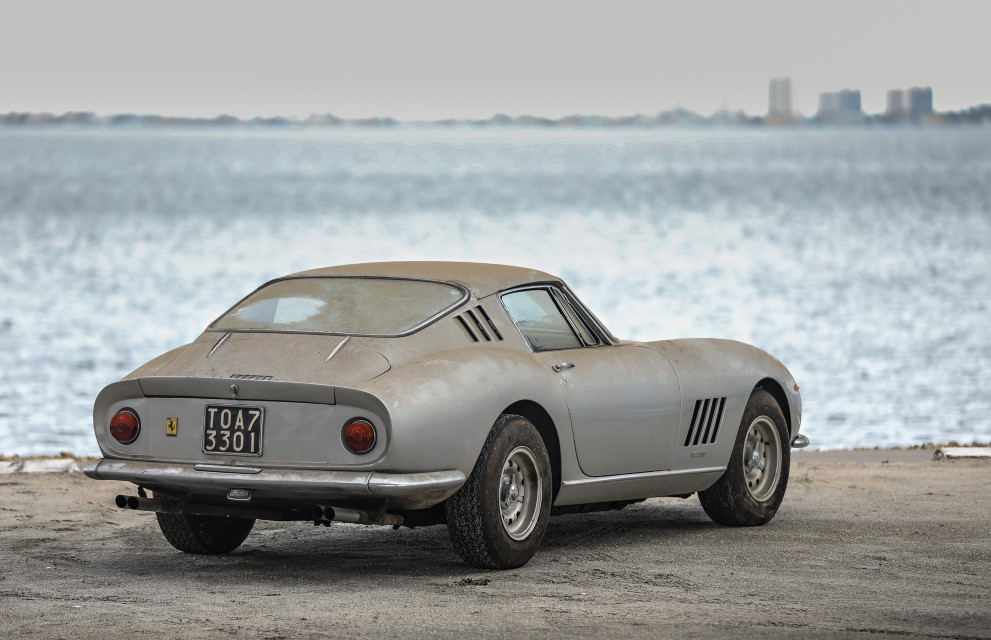 1966 Ferrari 275 GTB/2 Long Nose Alloy