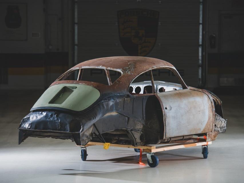 Porsche 356 Project Shell