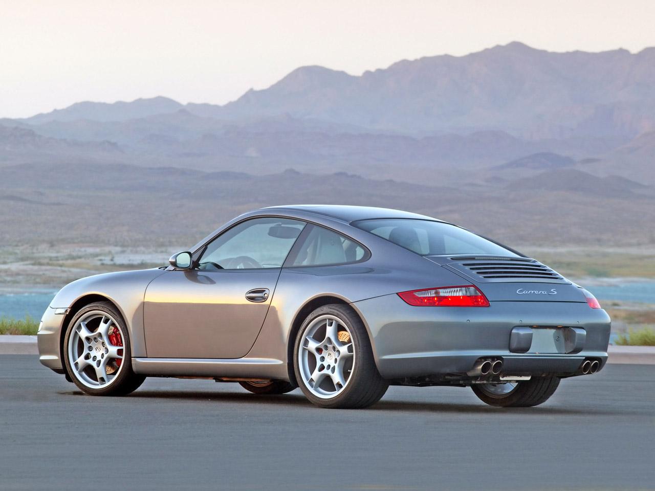 Porsche 997.1 911 Carrera S