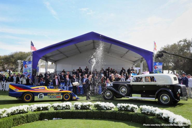 2020 Amelia Island Concours Best of Show