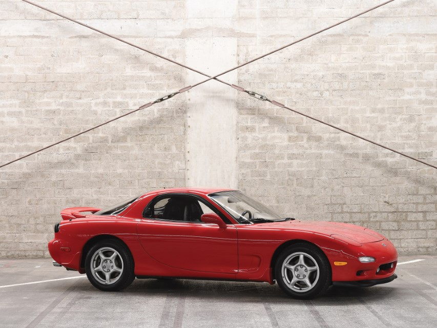 Mazda RX-7 RD Rotary