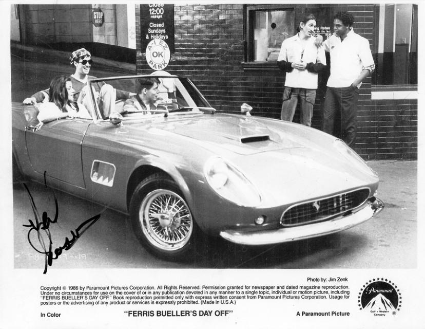 Ferrari Modena Spyder Ferris Bueller's Day off