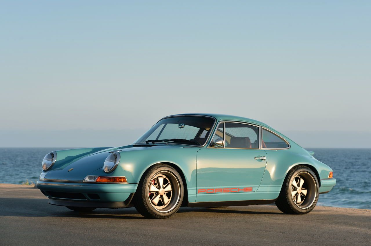 Porsche 911 Reimagined by Singer San Diego