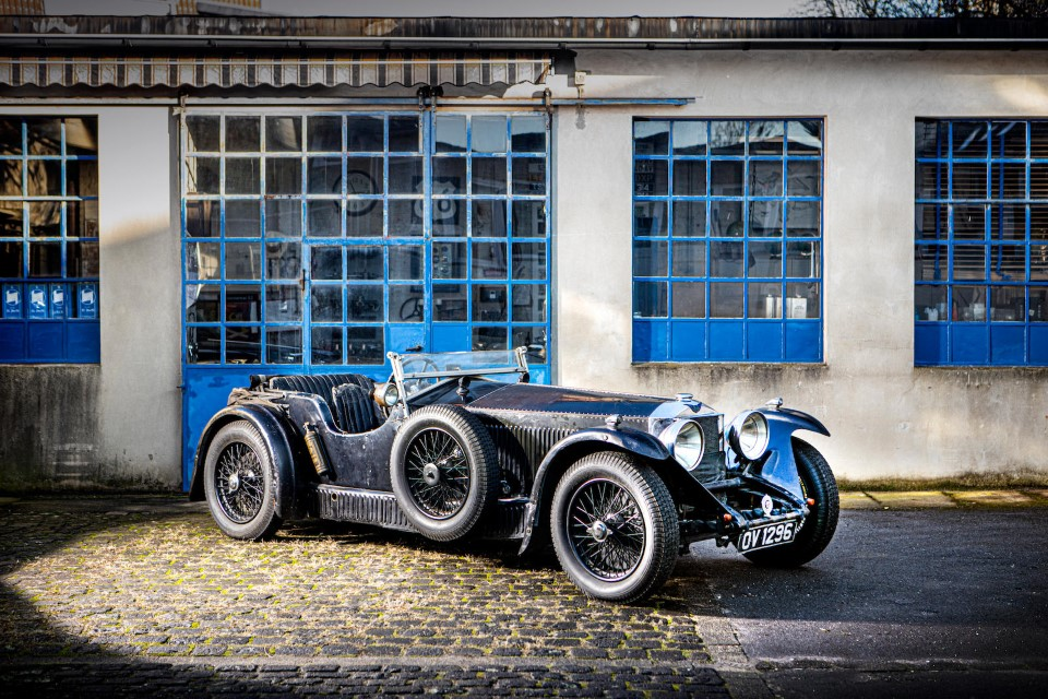 1931 Invicta 4/12-liter S-Type low-chassis sports