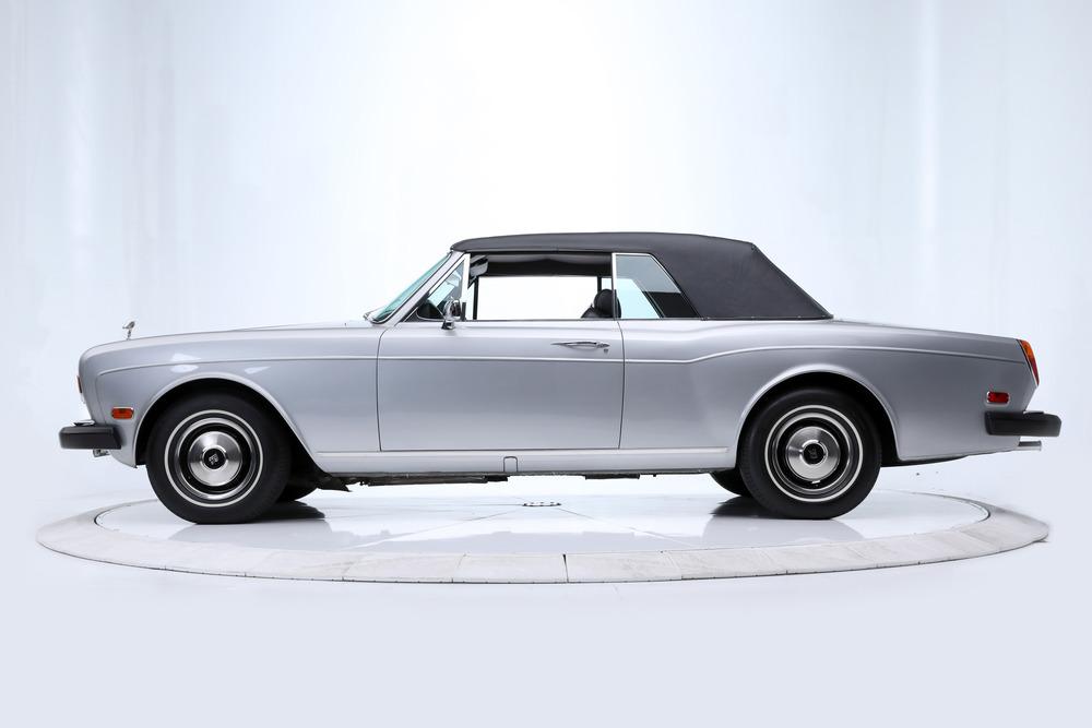 1980 Rolls-Royce Corniche Drophead Coupe ex-Dean Martin