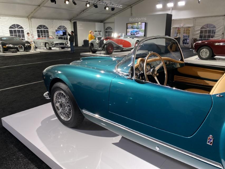 Bonhams Scottsdale 2020 Lancia Alfa Romeo Ferrari Mercedes Bugatti