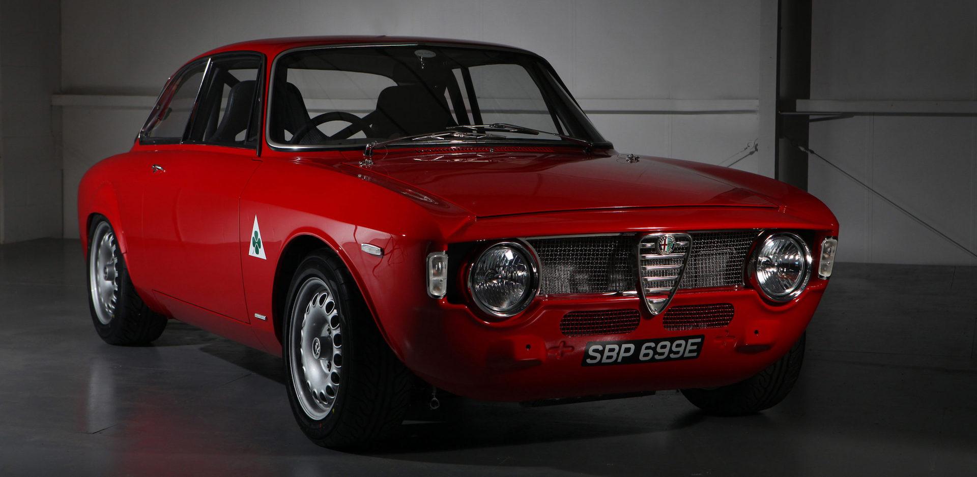 Alfa Romeo Giulia 105 GTA Alfaholics GTA-R