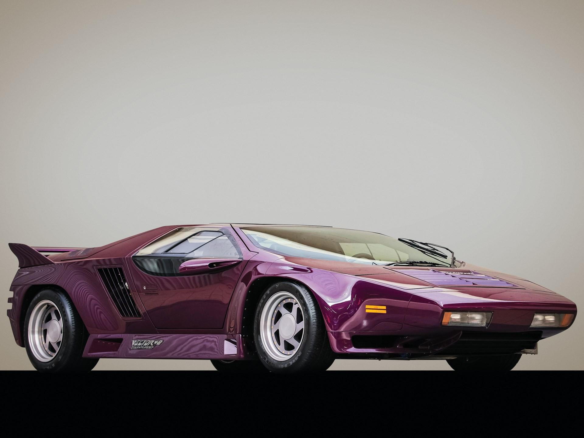 1991 Vector W8