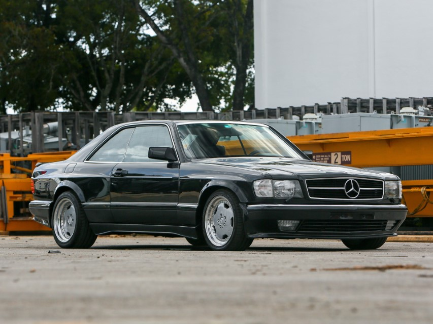 Mercedes-Benz 560SEL AMG 6.0 Widebody Premerger