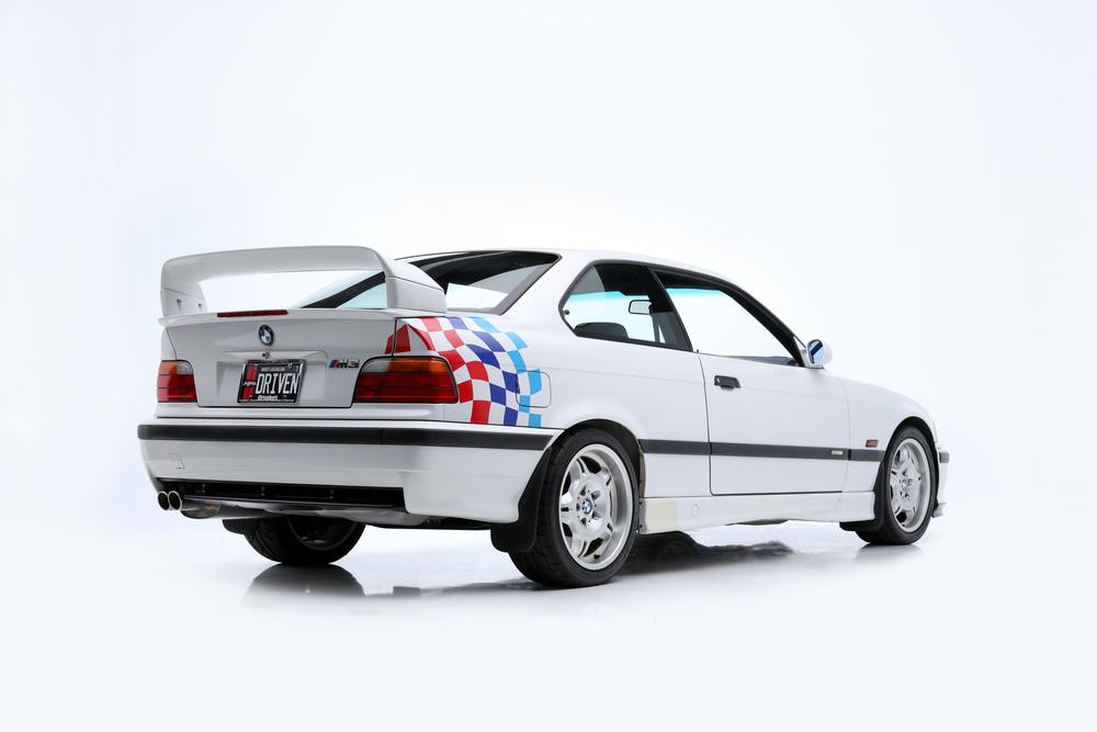 1995 BMW M3 LTW Lightweight E36 Paul Walker Collection
