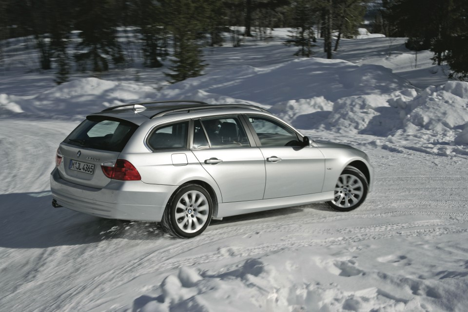 BMW E91 Pre LCI Sport Wagon Touring 3 Series