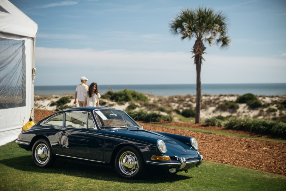 Porsche 911 air-cooled Amelia Island