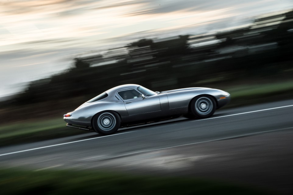 Jaguar E-Type Eagle Low Drag GT