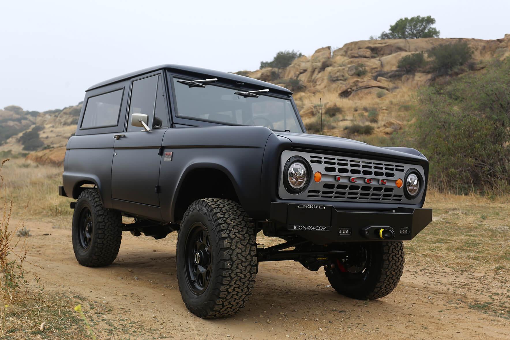 Ford Bronco Icon4x4 Icon BR