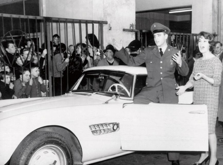 1958 BMW 507 Elvis Presley