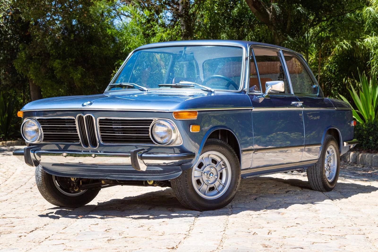 No Reserve 1973 Bmw 2002tii Bid Garage