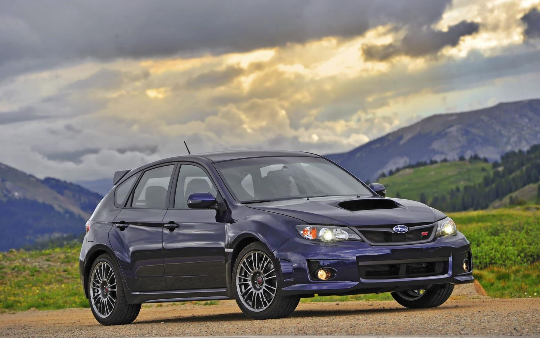 Subaru Impreza WRX STi 5 Door Hatchback