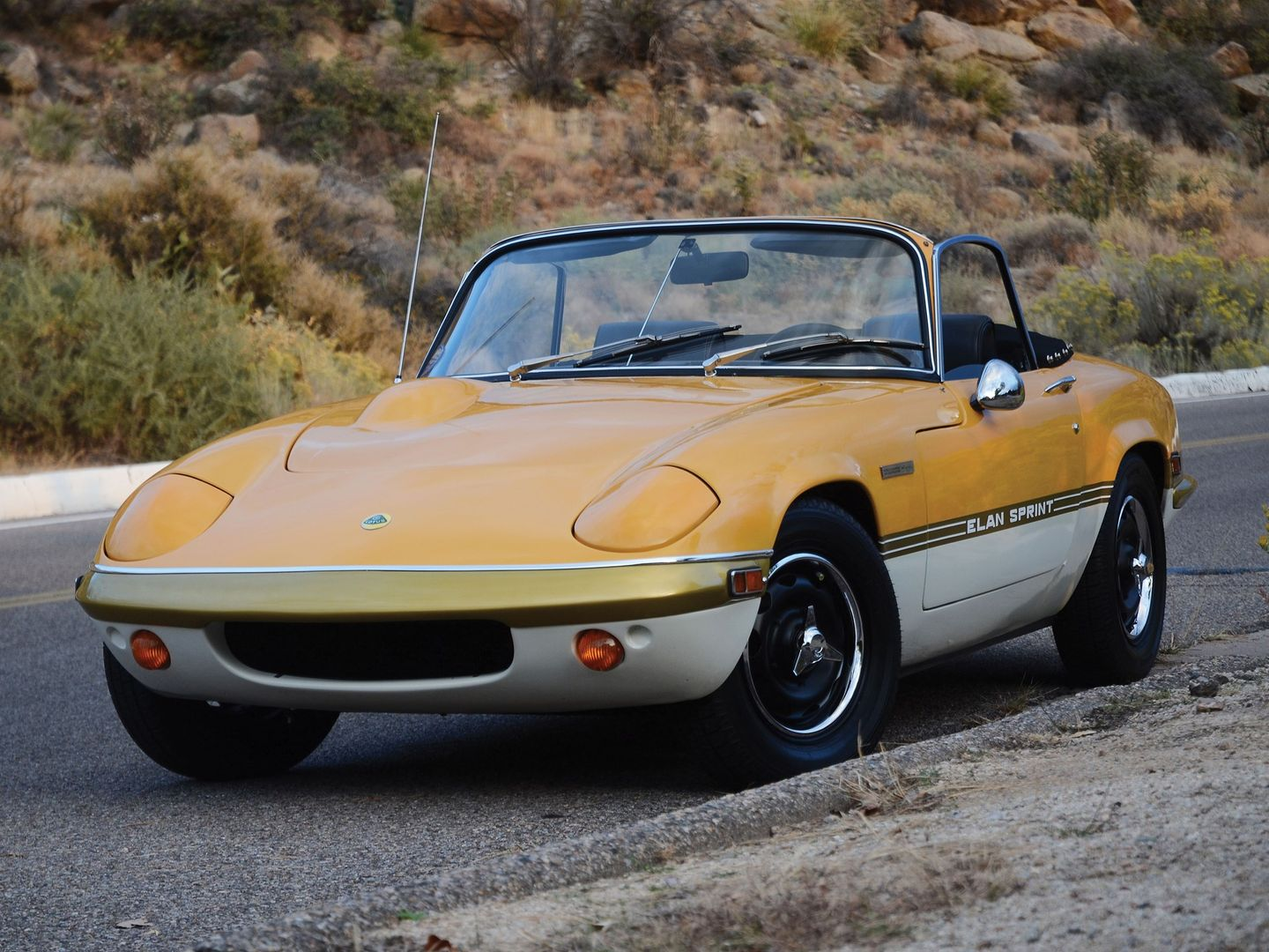 Lotus Elan Sprint DHC