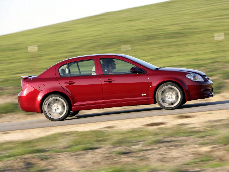 Chevrolet Cobalt SS Sedan