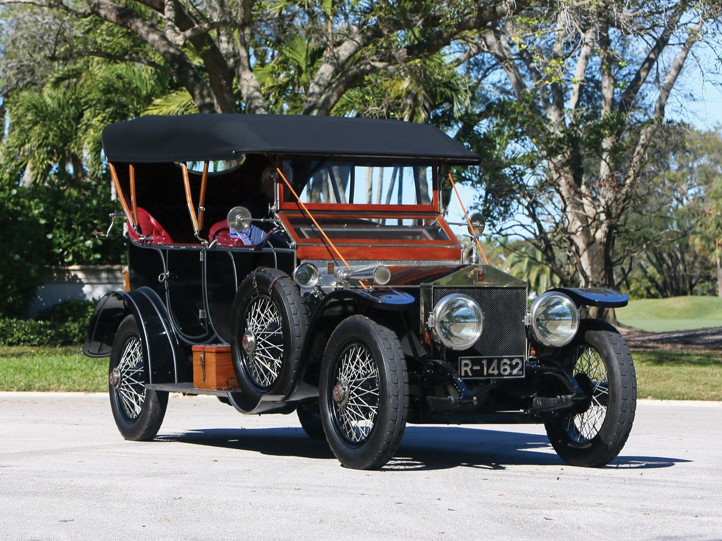 1912 Rolls Ghost Torpedo Phaeton in the style of Barker