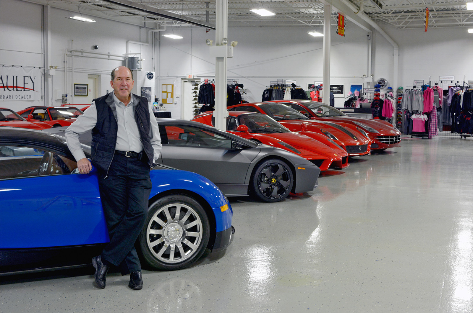 Ken Lingenfelter Collection