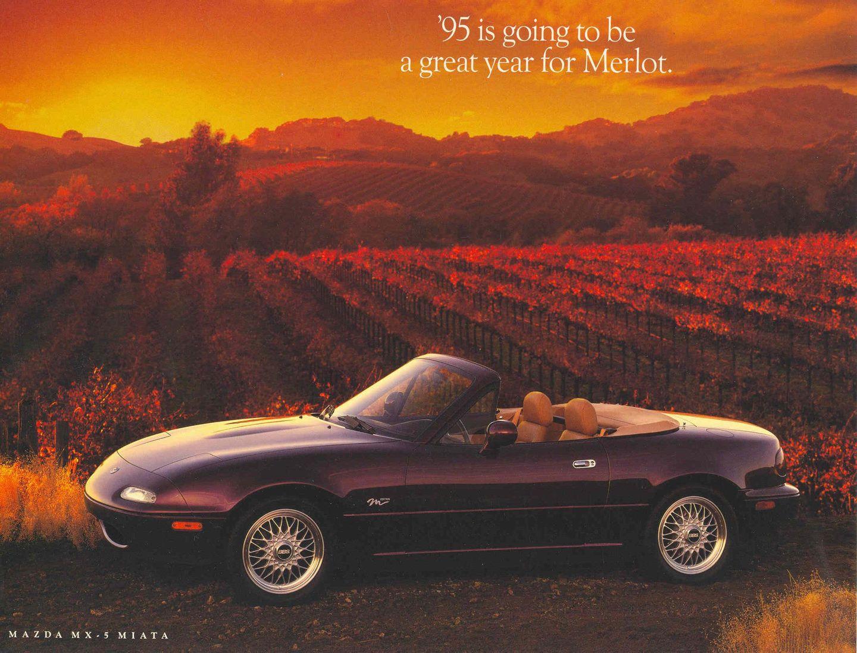 1995 Mazda Miata MX-5 M Edition