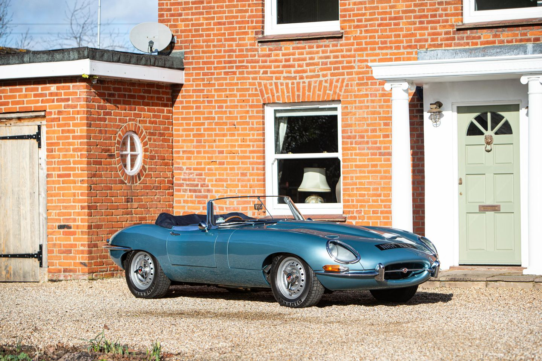 1963 Jaguar E-Type 3.8-Litre Series 1 Roadster