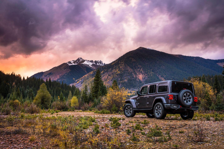 Jeep Wrangler Unlimited JL