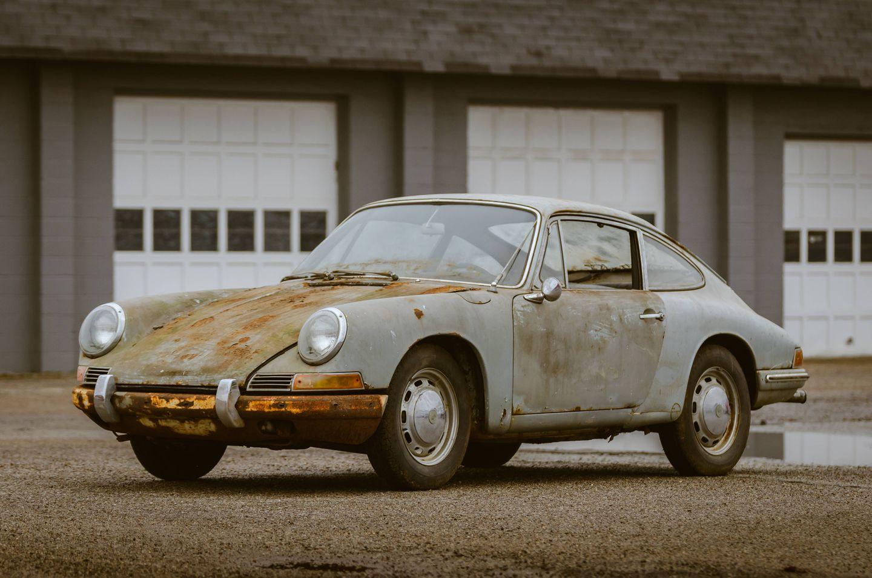 1964 Porsche 911 Longhood