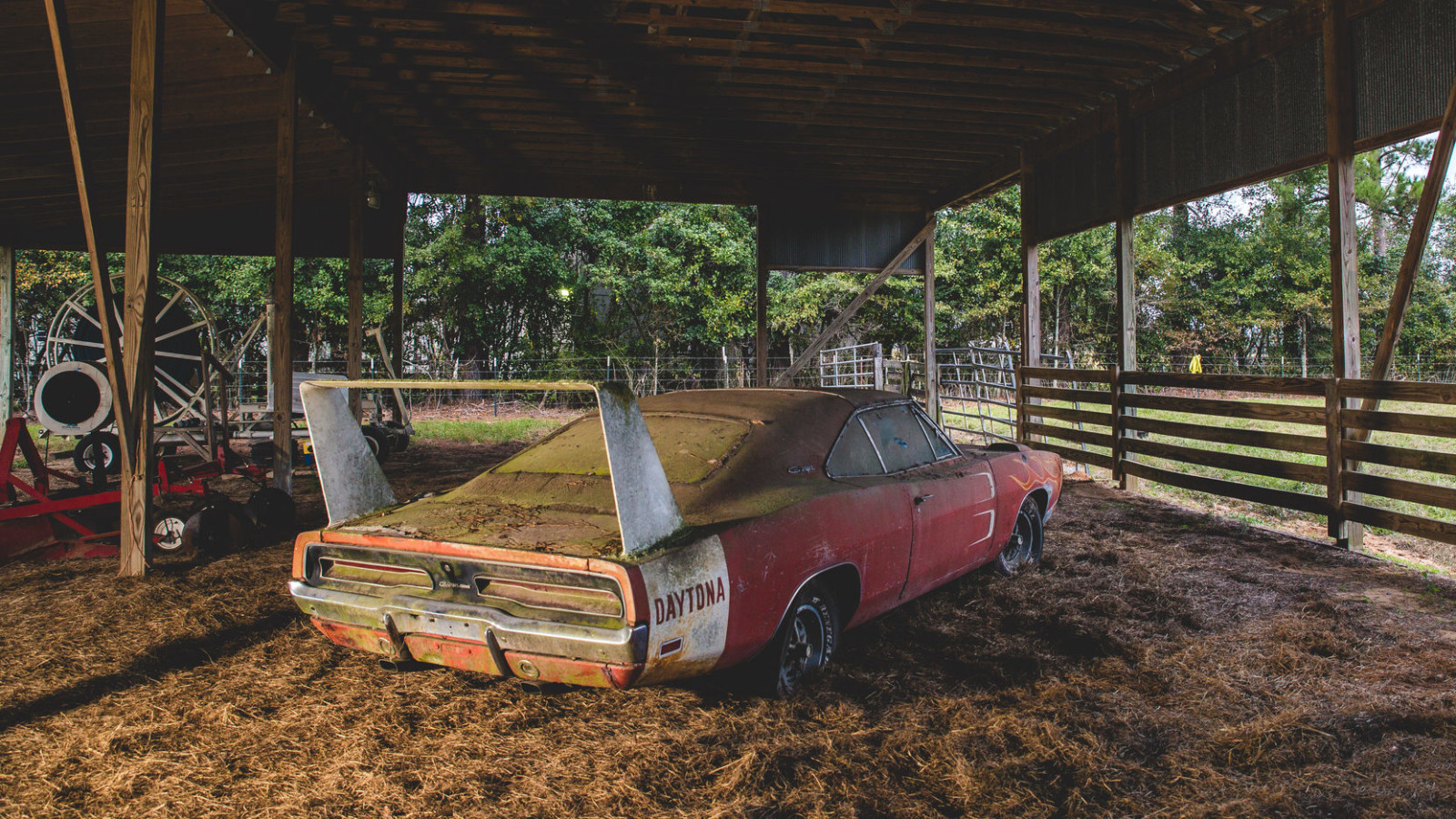 Dodge Daytona Barn Find