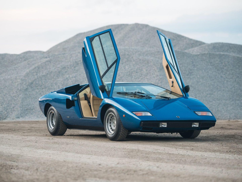 Lamborghini Countach LP400 Periscopica Periscopico Periscopio Periscopo
