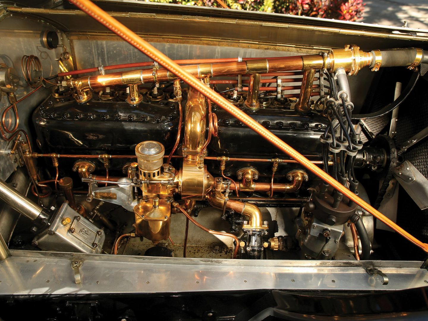 "1912 Rolls Ghost Torpedo Phaeton ""in the style of Barker"""