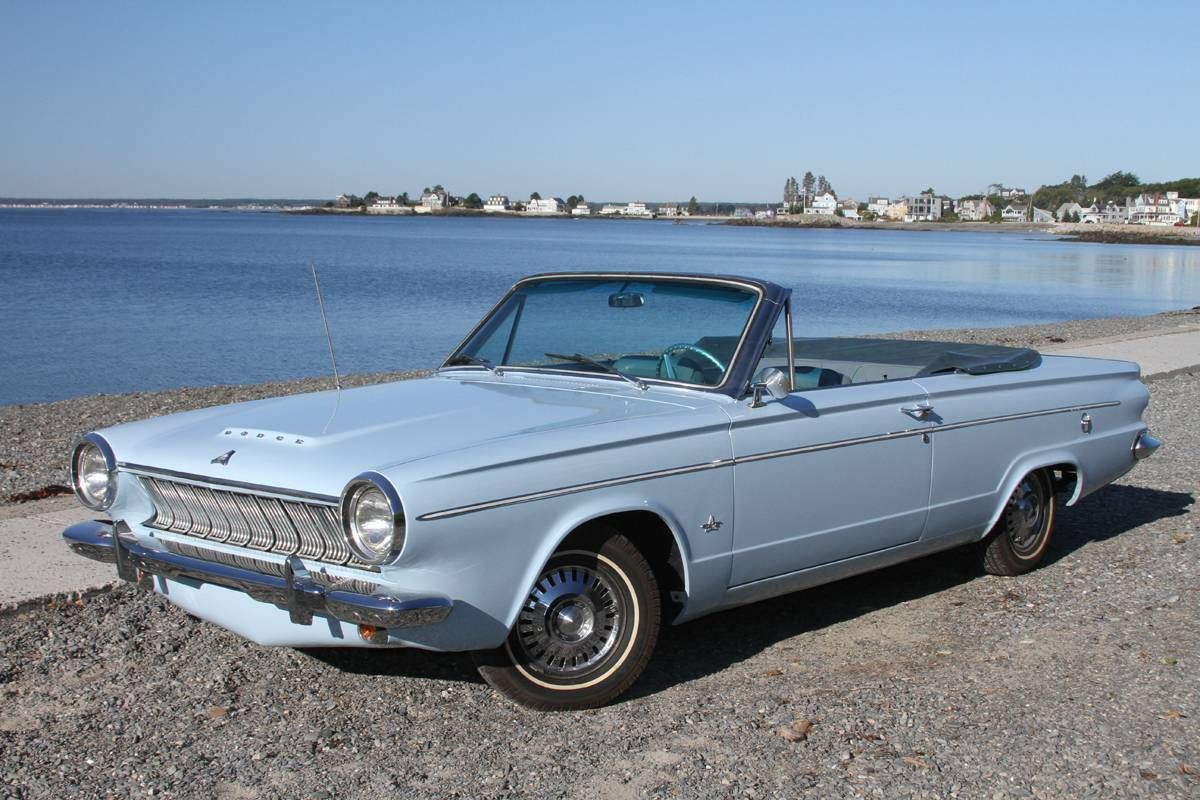 1963 Dodge Dart Convertible
