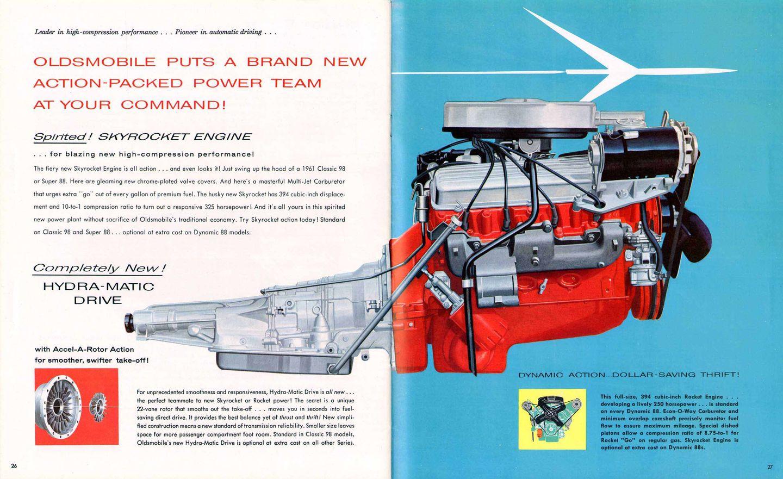 Oldsmobile General Motors Hydramatic