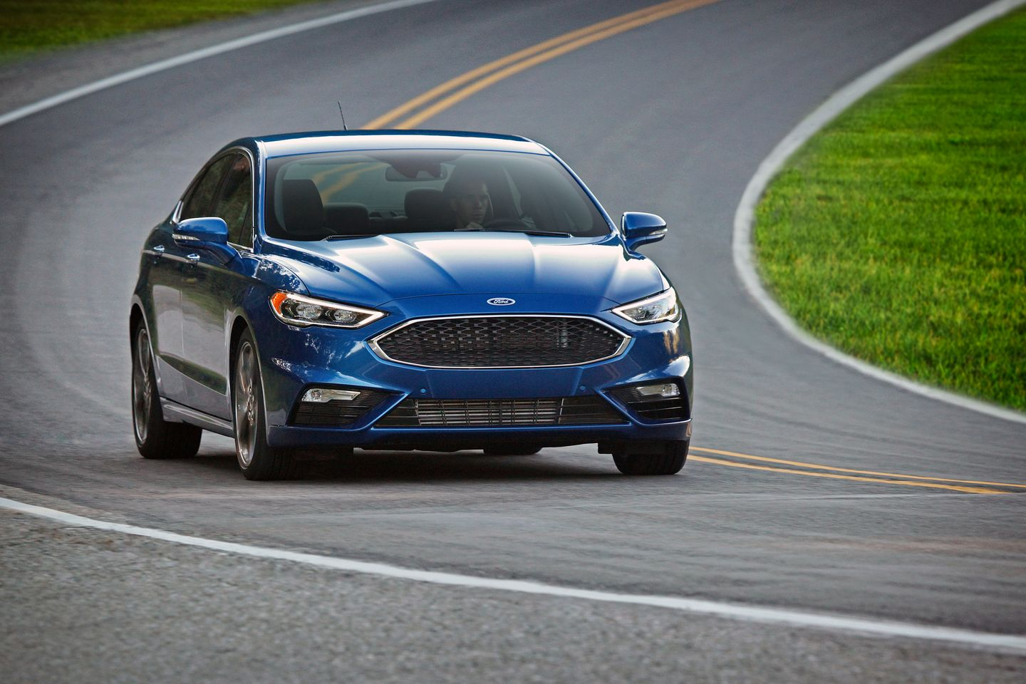 Ford Fusion Sport EcoBoost