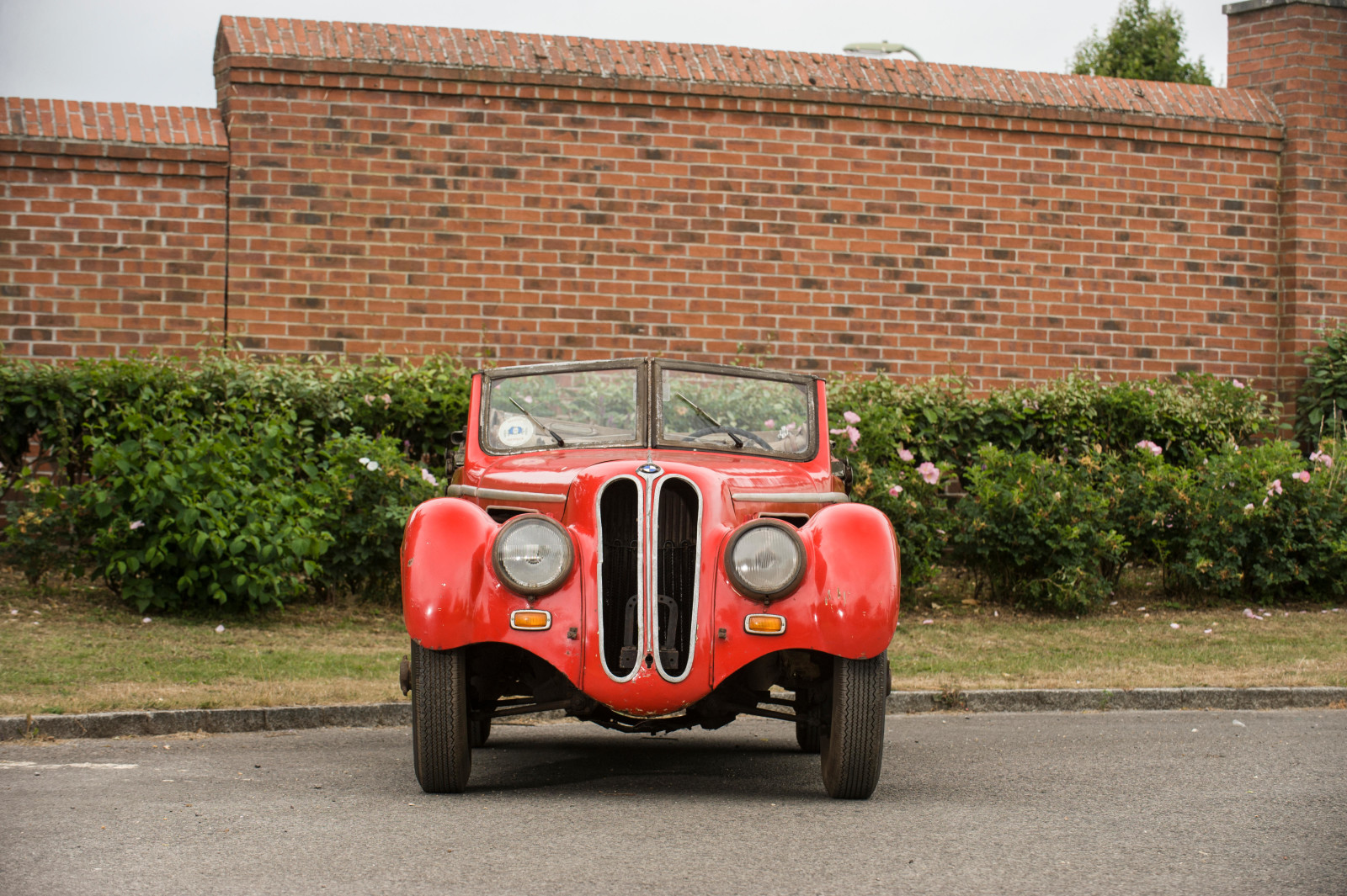 BMW 328 Restoration Project