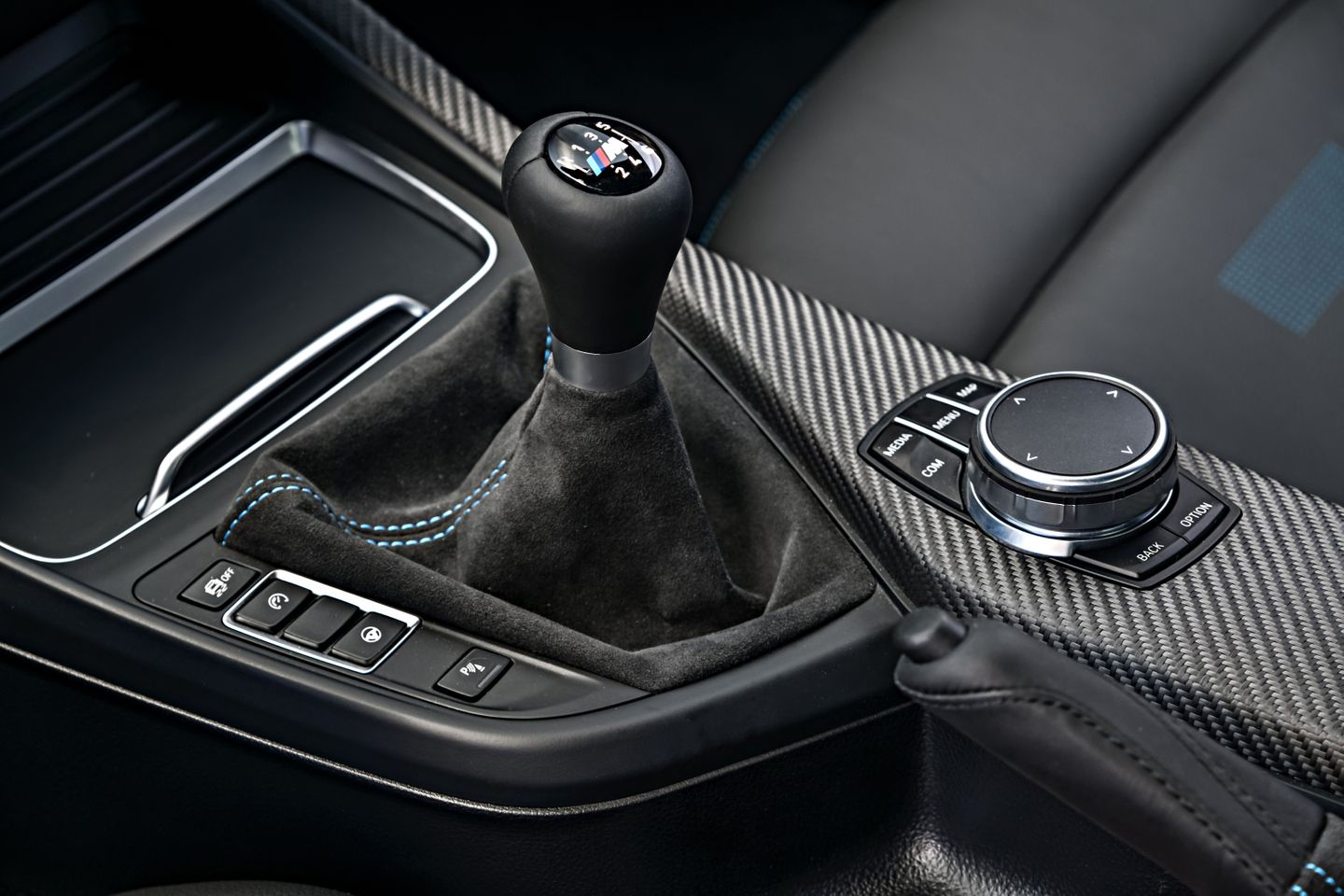 BMW F87 M2 Competition 6-speed manual