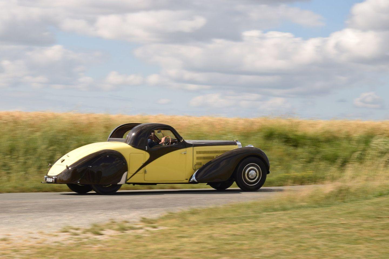 Bugatti Type 57 Atalante