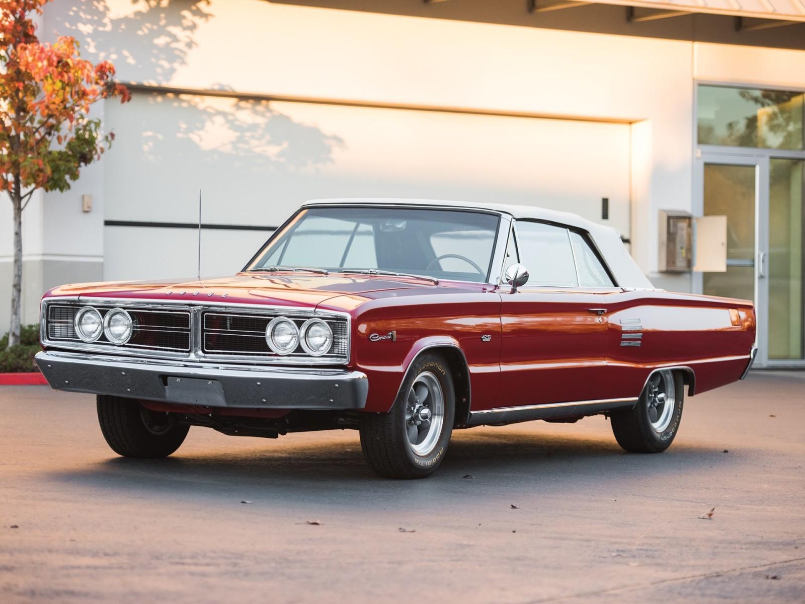 1966 Dodge Coronet 500 Hemi Convertible