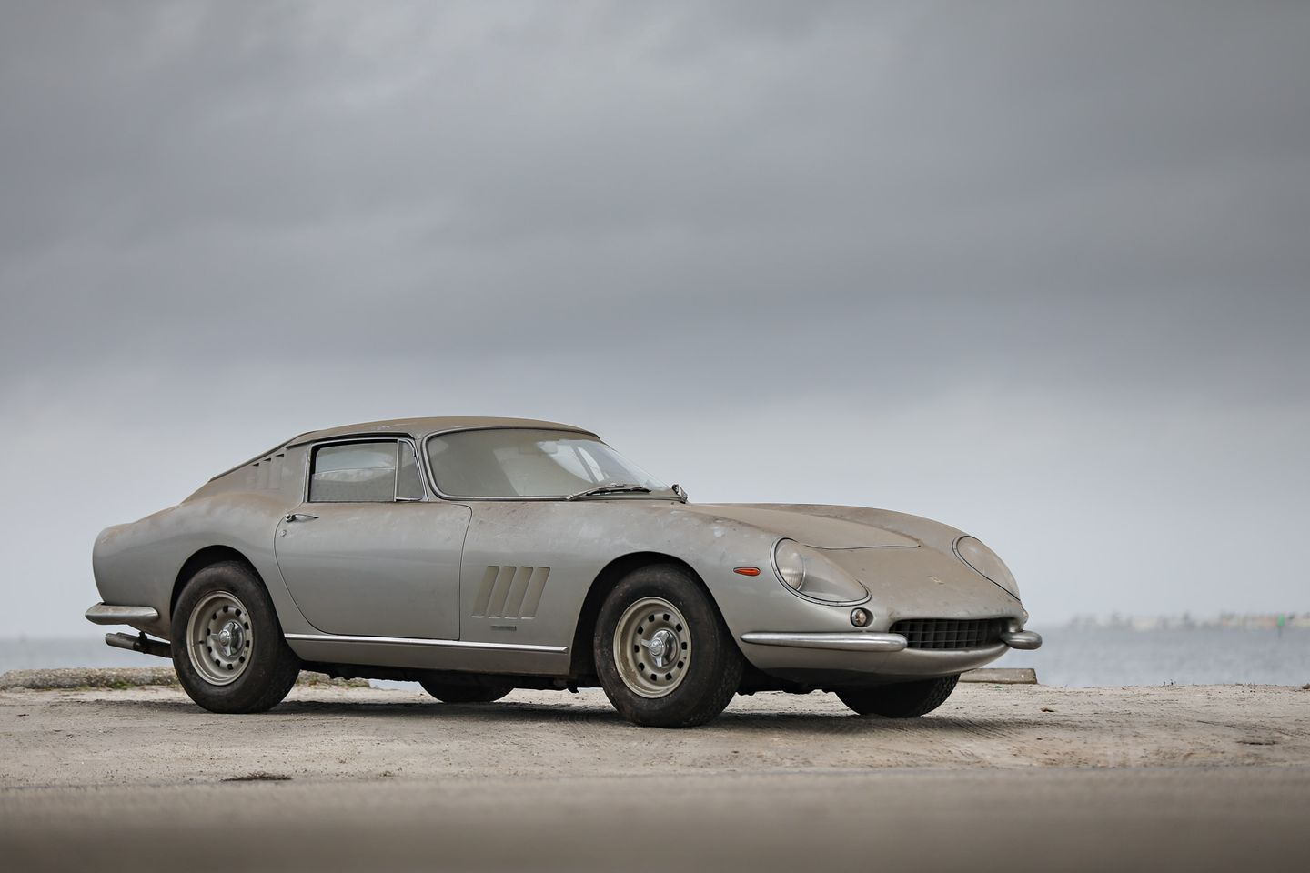 1966 Ferrari 275 GTB Long Nose Alloy Barn Find